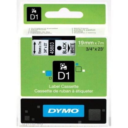 Dymo S0720830 D1 45803 Tape 19mm x 7m