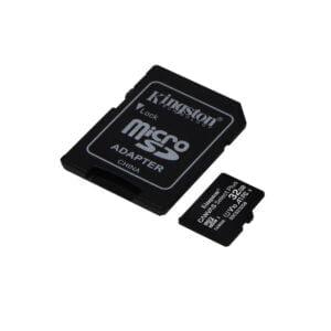 KINGSTON 32GB MICROSDHC CANVAS SELECT PLUS 100R muistikortti