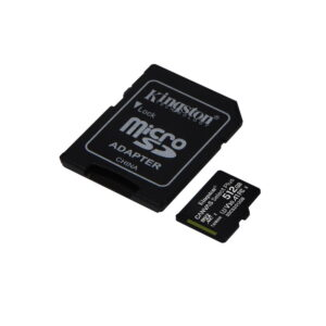 KINGSTON 512GB MICROSDHC CANVAS SELECT PLUS 100R muistikortti