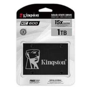 KINGSTON KC600 1024GB 2.5″ SSD levy