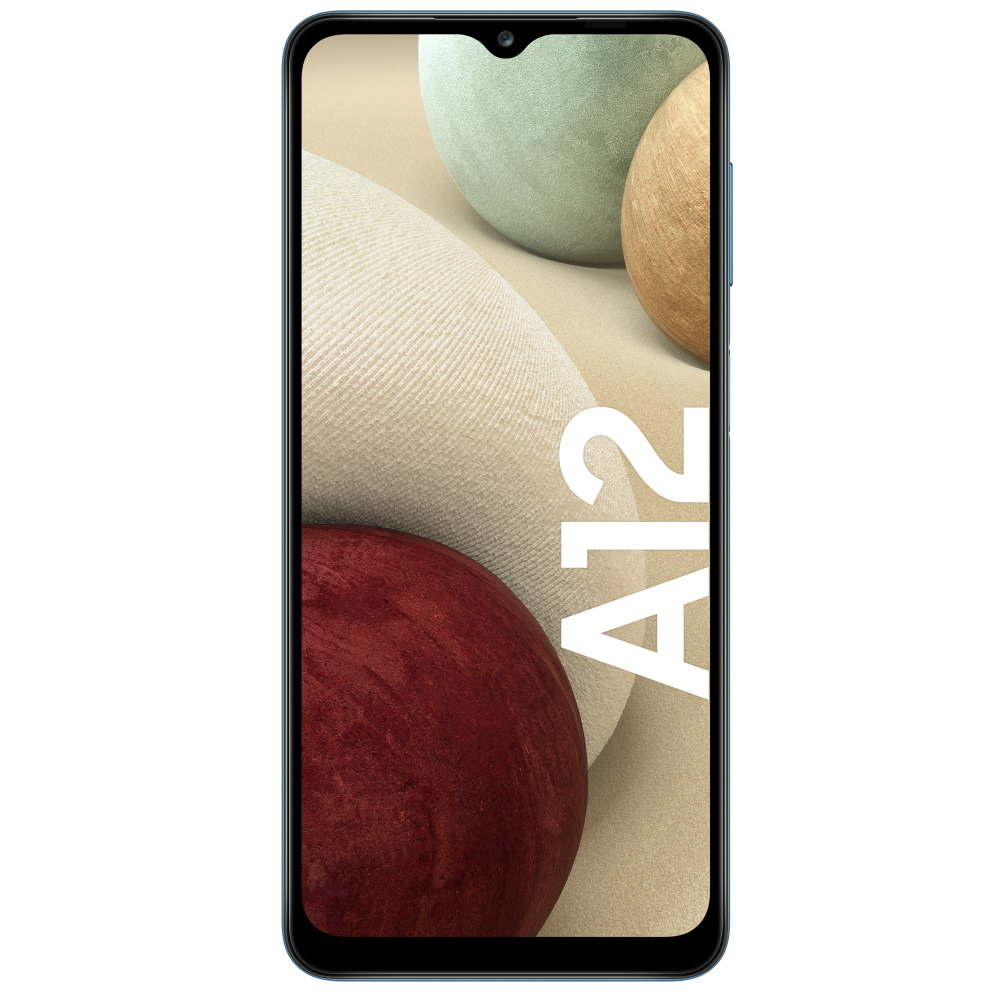 SAMSUNG GALAXY A12 DUAL-SIM BLUE 64GB