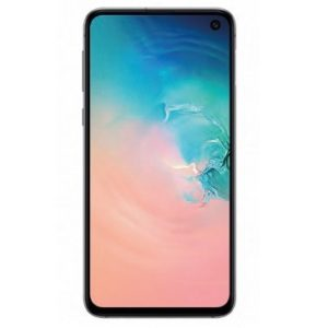 SAMSUNG GALAXY S10E PRISM WHITE 128 GB
