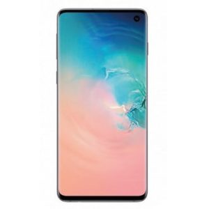 SAMSUNG GALAXY S10 PRISM WHITE 128 GB