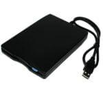 Kannettava USB diskettiasema 3,5″/1,44