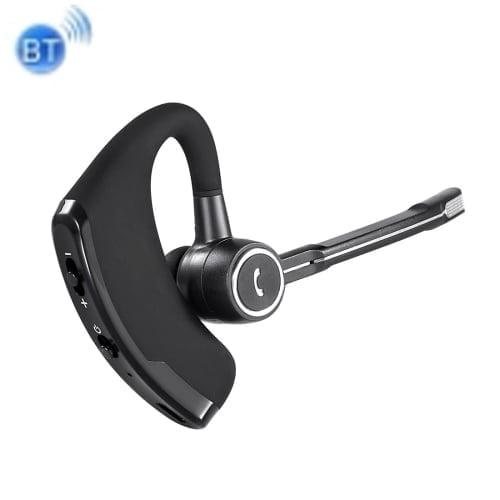 V8S Bluetooth Stereo Headset Musta Kodin elektroniikka