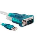 USB – RS232 SARJALIIKENNEADAPTERI