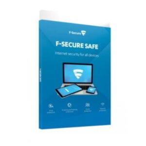 F-Secure SAFE Attach (1 vuosi/1 laite) ESD