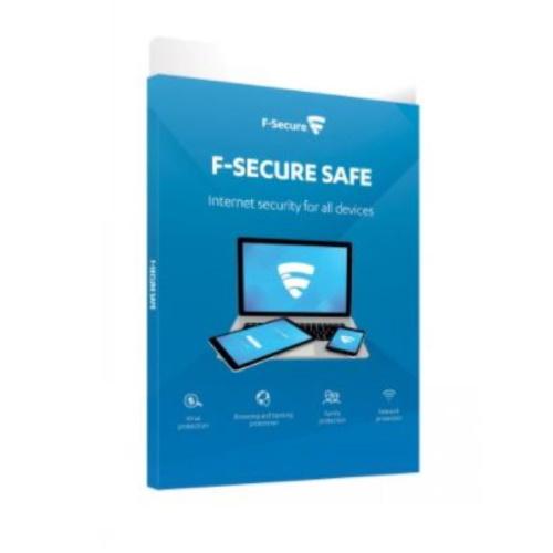 F-Secure SAFE (2 vuotta/25 laitetta) ESD