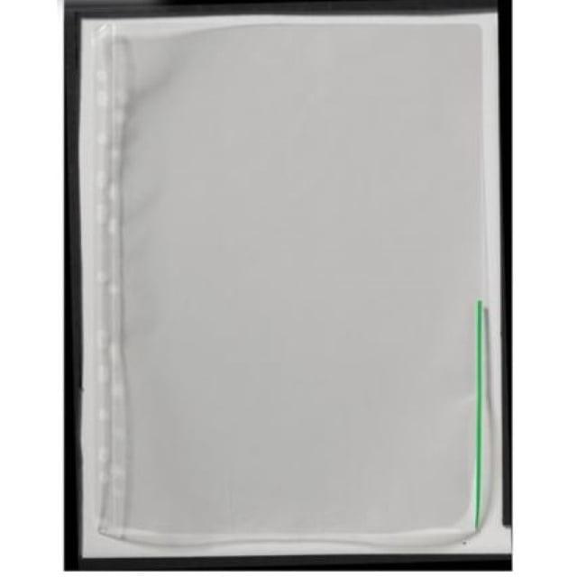 Signaalitasku A4 PP 120mic vihreä (100 kpl)