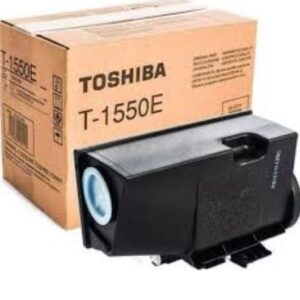 Toshiba T-1550E musta väri EOL