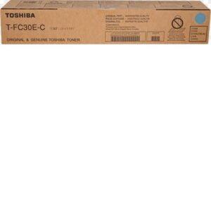 Toshiba T-FC30EC sininen tulostuskasetti