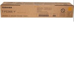 Toshiba T-FC30EY keltainen tulostuskasetti