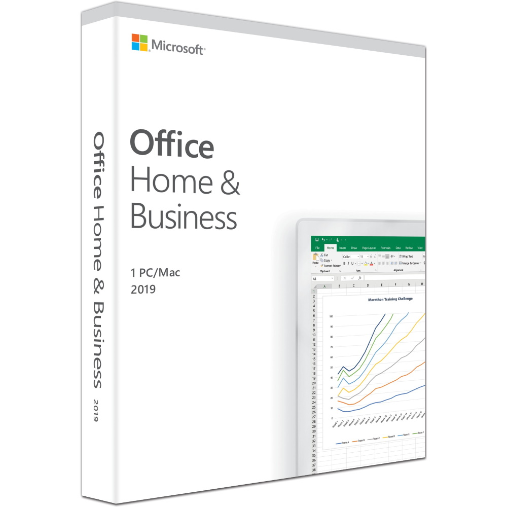 OFFICE HOME & BUSINESS 2019 UK