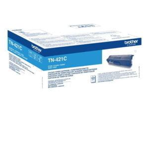 Brother TN421C sininen tulostuskasetti