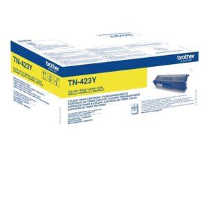 Brother TN423Y keltainen lasertulostuskasetti