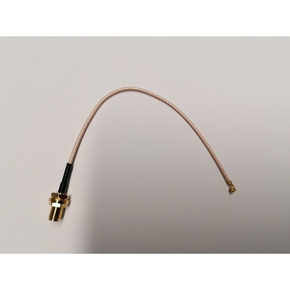 U.FL Naaras / SMA-Naaras adapteri 15cm