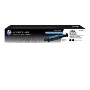 HP 143AD -laserväriaineen täyttösarja 2-Pack