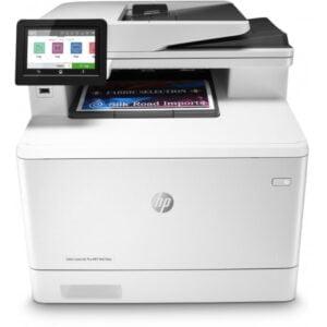 HP Color LaserJet Pro MFP M479fdn värimonitoimilaite