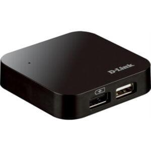 D-link DUB-H4 aktiivinen USB2.0-hub