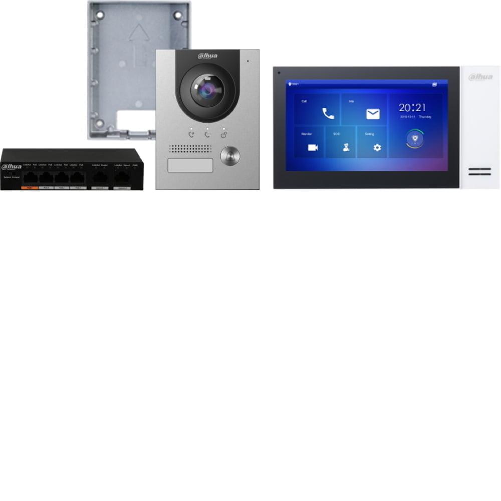 Dahua video-ovipuhelinjärjestelmä Willa-Kit W21